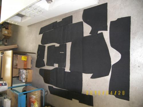Teppich von PSAutoteile  Das Kadett C Forum  powered by